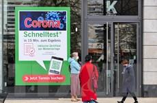 Dịch COVID-19: Chính phủ Đức nhất trí về luật mới về kiểm soát dịch