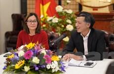 Đại sứ quán Việt Nam tại Australia thực hiện mục tiêu Đại hội Đảng