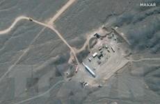 Thanh sát viên IAEA tới nhà máy hạt nhân Natanz của Iran sau vụ nổ