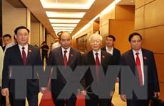 Tổng thư ký LHQ, các nước gửi điện mừng lãnh đạo cấp cao Việt Nam