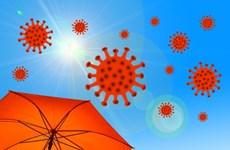 """Phát hiện mới: Virus SARS-CoV-2 không """"thích"""" ánh nắng Mặt Trời"""