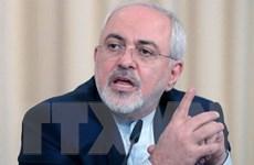 Ngoại trưởng Iran cáo buộc Mỹ vẫn theo đuổi chính sách gây sức ép