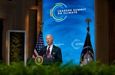 """Mỹ khẳng định vai trò dẫn đầu nỗ lực bảo vệ """"Hành tinh Xanh"""""""