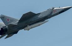 Nga điều chiến đấu cơ bám sát máy bay do thám Mỹ ở Thái Bình Dương