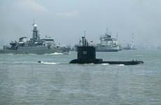 Ấn Độ điều tàu lặn hỗ trợ công tác tìm kiếm tàu ngầm Indonesia