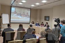 Thúc đẩy hợp tác thương mại giữa doanh nghiệp Việt Nam-Liên bang Nga