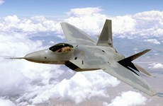 Mỹ phát triển các loại máy bay mới có khả năng đánh chặn tên lửa