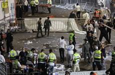 Gần 140 người thương vong do bị giẫm đạp trong lễ hội tại Israel