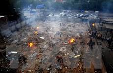 Thủ đô Delhi của Ấn Độ ghi nhận thêm gần 400 ca tử vong do COVID-19