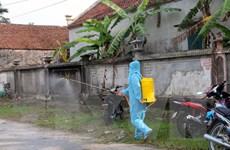 Việt Nam ghi nhận 3 ca lây nhiễm cộng đồng liên quan ca bệnh Hà Nam