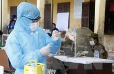 """COVID-19: Campuchia đẩy nhanh tiến độ tiêm vaccine tại """"khu vực Đỏ"""""""