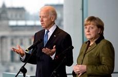 Thủ tướng Merkel mong muốn EU và Mỹ đàm phán thỏa thuận thương mại mới