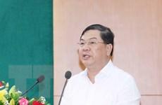 Ông Phạm Gia Túc được phân công giữ chức Bí thư Tỉnh ủy Nam Định