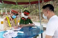 Dịch COVID-19: Kon Tum dừng các hoạt động không thiết yếu từ ngày 6/5