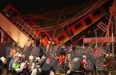 Chủ tịch nước điện thăm hỏi về vụ tai nạn tuyến metro số 12 ở Mexico