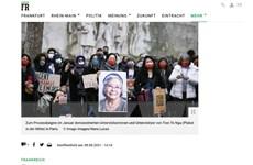 Truyền thông Đức nhận định về vụ kiện lịch sử của bà Trần Tố Nga