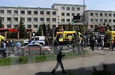 Vụ xả súng tại trường học Nga: Khởi tố vụ án giết người hàng loạt