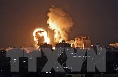 Israel không kích trúng nơi ở của các thành viên cấp cao Hamas
