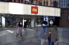 Bộ Quốc phòng Mỹ và tập đoàn Xiaomi nhất trí giải quyết tranh chấp