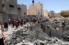 LHQ quan ngại tình hình bạo lực gây thương vong cho dân thường ở Gaza
