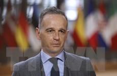 """Ngoại trưởng Đức bác bỏ ý tưởng """"ngoại giao vaccine"""" COVID-19"""