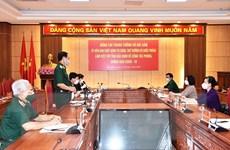 Dịch COVID-19: Tích cực hỗ trợ các địa phương phòng, chống dịch