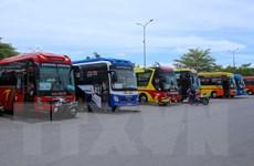 """Điện Biên: Tước phù hiệu xe khách chạy """"chui"""" tới các tỉnh có dịch"""