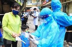 Hà Nội kiến nghị tăng 70% mức bồi dưỡng cho lực lượng chống dịch
