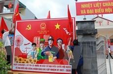 Bầu cử Quốc hội và HĐND: Quảng Ninh sẵn sàng cho Ngày hội non sông