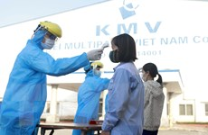 """Hà Nội: 100% Công đoàn trong khu công nghiệp lập """"Tổ an toàn COVID-19"""""""