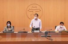 Hà Nội: Chủ động phòng dịch, đảm bảo an toàn tuyệt đối các điểm bầu cử