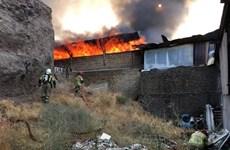 Iran: Nổ ở nhà máy sản xuất vật liệu nổ, nhiều người bị thương