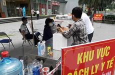 Sáng 17/6: Ghi nhận 159 ca mắc mới, tập trung tại Bắc Giang, TP.HCM