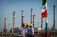 Giá dầu tại thị trường châu Á đi lên trong phiên giao dịch 24/5