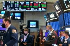 Chứng khoán Mỹ tăng điểm do lợi suất trái phiếu chính phủ giảm