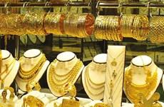 Giá vàng châu Á phiên 25/5 ổn định ở gần mức cao nhất hơn 4 tháng