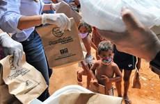 Tỷ lệ người dân nghèo đói tại Mỹ Latinh cao nhất trong hai thập kỷ
