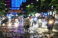 Nam Bộ và Tây Nguyên có mưa to và dông, đề phòng rủi ro thiên tai