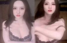 Giả gái bằng ngực silicon để dụ dỗ nam giới, tống tiền trên mạng
