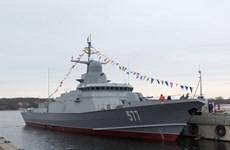 Hạm đội Biển Đen tăng cường tàu tên lửa tàng hình thuộc Đề án Karakurt
