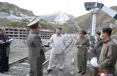 Báo Triều Tiên kêu gọi người dân sẵn sàng phòng chống bão lũ