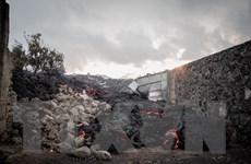 Cộng hòa Dân chủ Congo cải chính thông tin về núi lửa phun trào