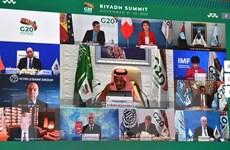 G20 mong muốn đạt thỏa thuận cải cách thuế doanh nghiệp quốc tế