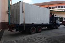 Bệnh viện Malaysia phải dùng container lạnh giữ xác người chết vì dịch