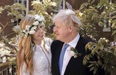 [Video] Thủ tướng Anh Boris Johnson bí mật kết hôn tại London
