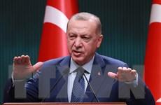 Thổ Nhĩ Kỳ chuẩn bị xây dựng kênh đào mới tránh eo biển Bosphorus