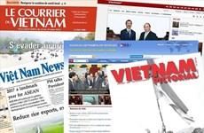 TTXVN tiếp tục đề án phát triển báo in, báo điện tử đối ngoại quốc gia