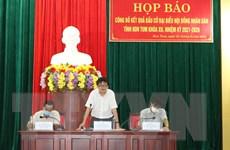 Kon Tum bầu đủ số lượng đại biểu Quốc hội khóa XV và đại biểu HĐND