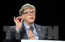 """Bill Gates và EU cam kết đầu tư 1 tỷ USD thúc đẩy công nghệ """"xanh"""""""