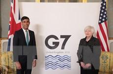 Châu Âu lạc quan về khả năng G7 đạt được thỏa thuận thuế doanh nghiệp
